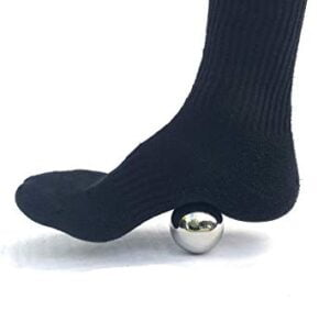 Marble Game for foot pain