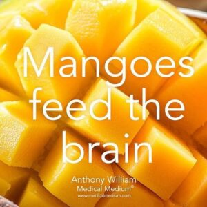 Benefits of eating Mangoes.