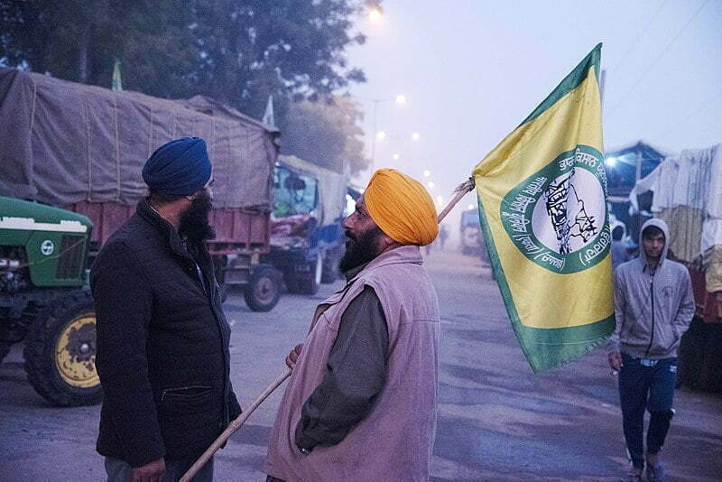 2020 Indian farmers' protest